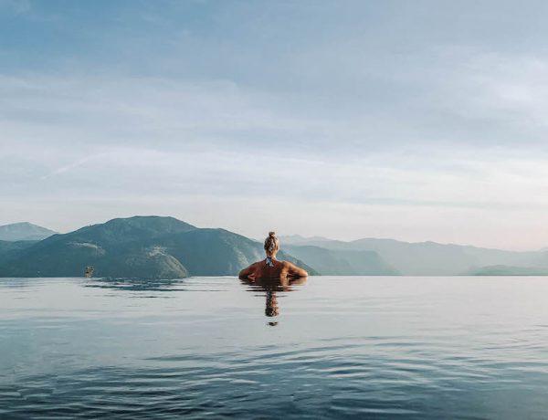 Hotel Belvedere Jenesien Pool