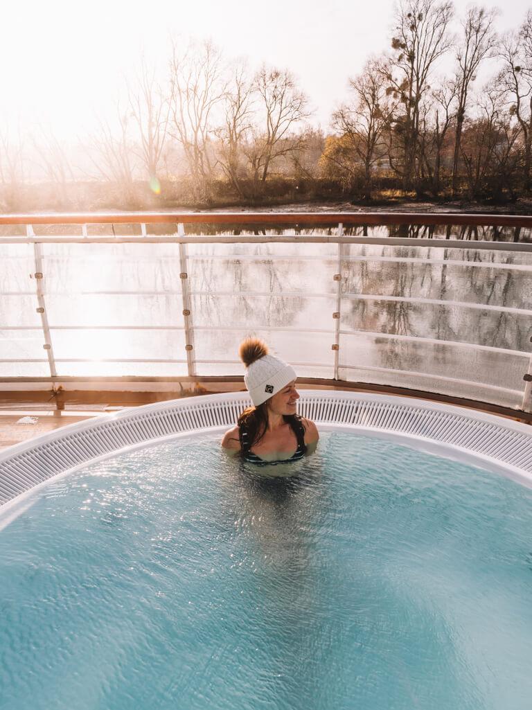 Arosa Flusskreuzfahrt Frankreich Whirlpool