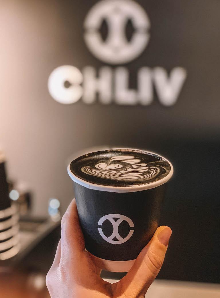 CHLIV Kohlekaffee Jiufen