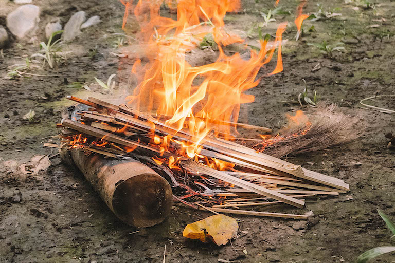 Cidal Hunter School Hualien Ueberleben Feuer