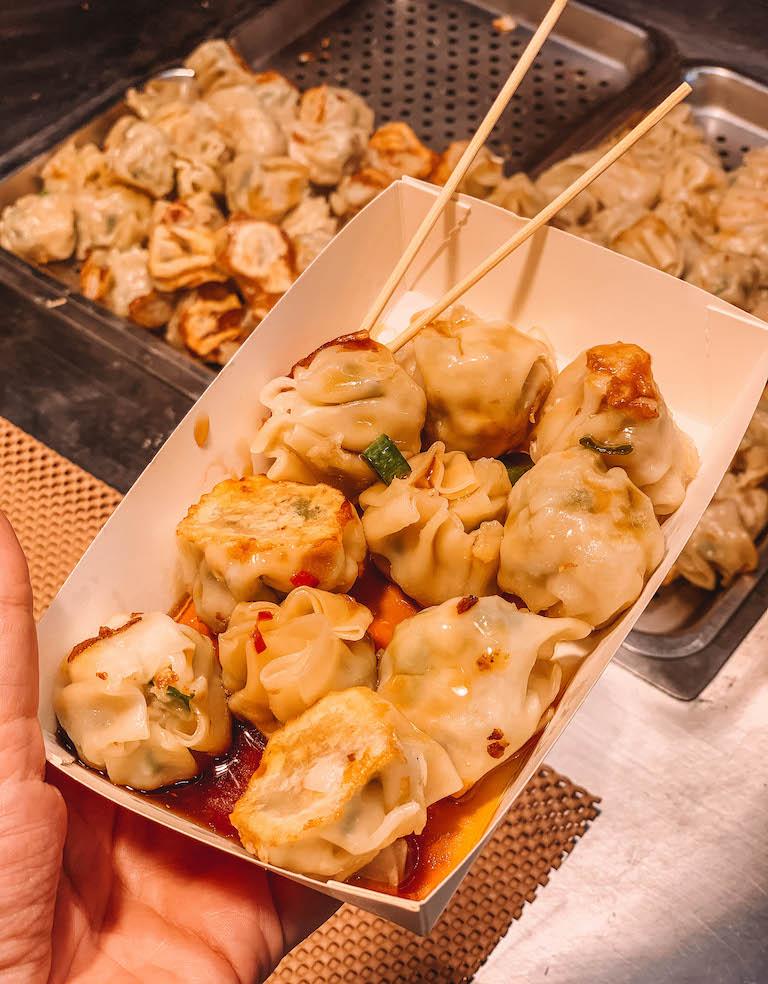 Dumplings Taiwan