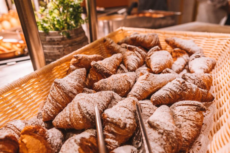 Frankreich Croissants