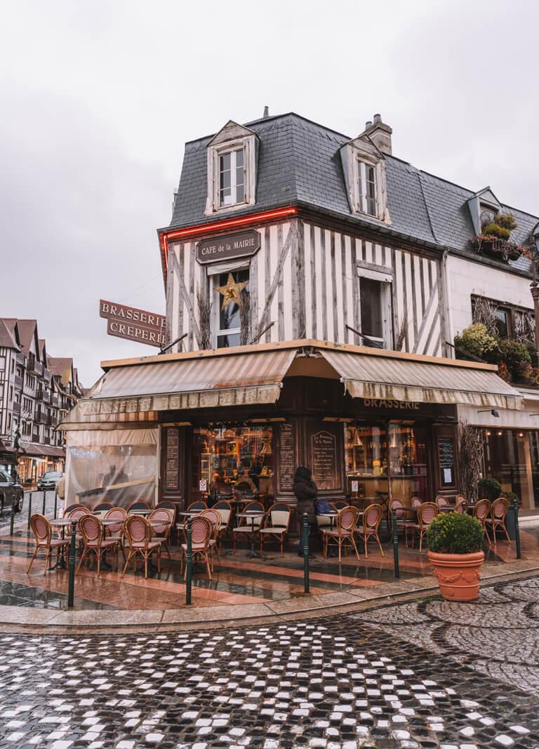 Frankreich Normandie Deauville