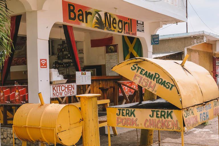 Jamaika Jerk Grill