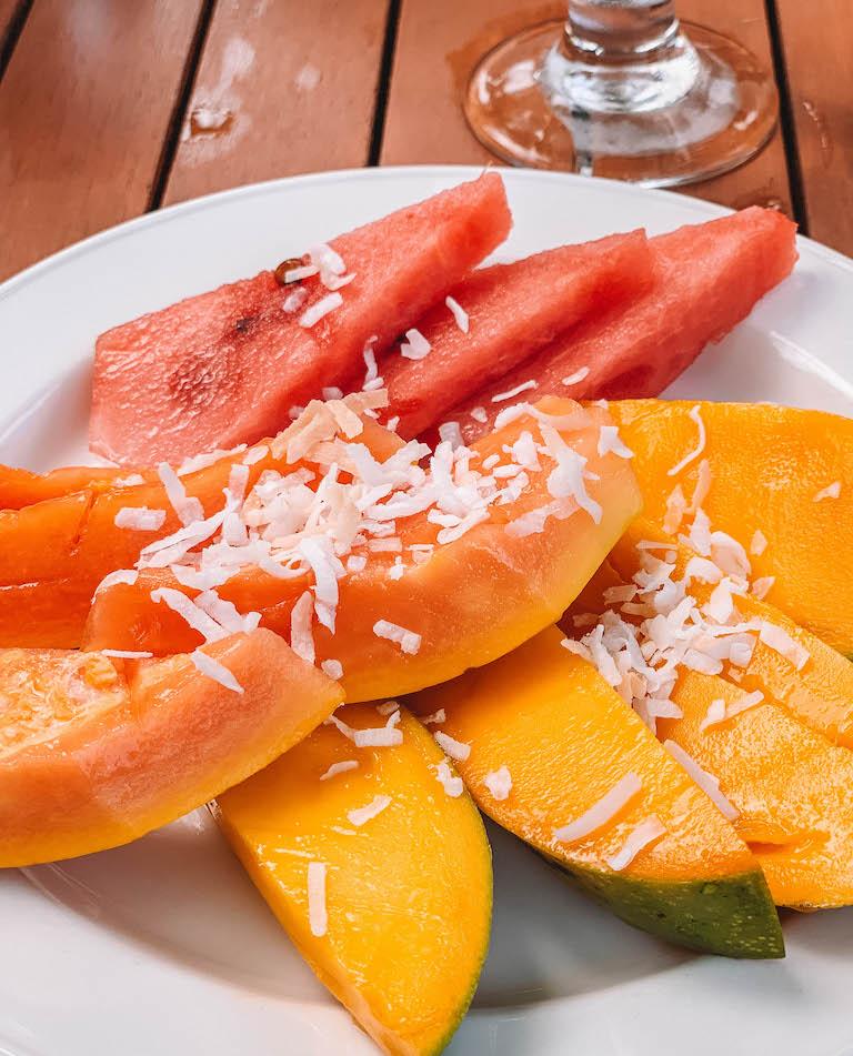 Karibische Kueche Fruechte