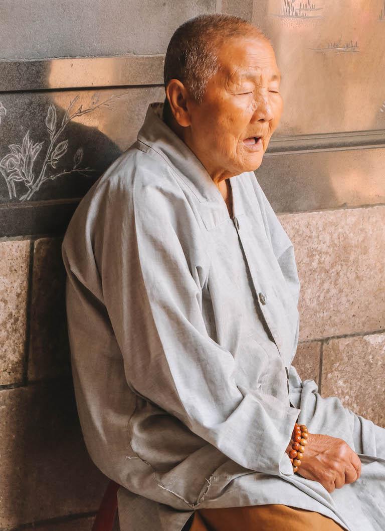 Longshan Temple Taipeh