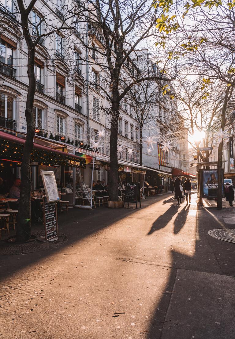 Marais Paris