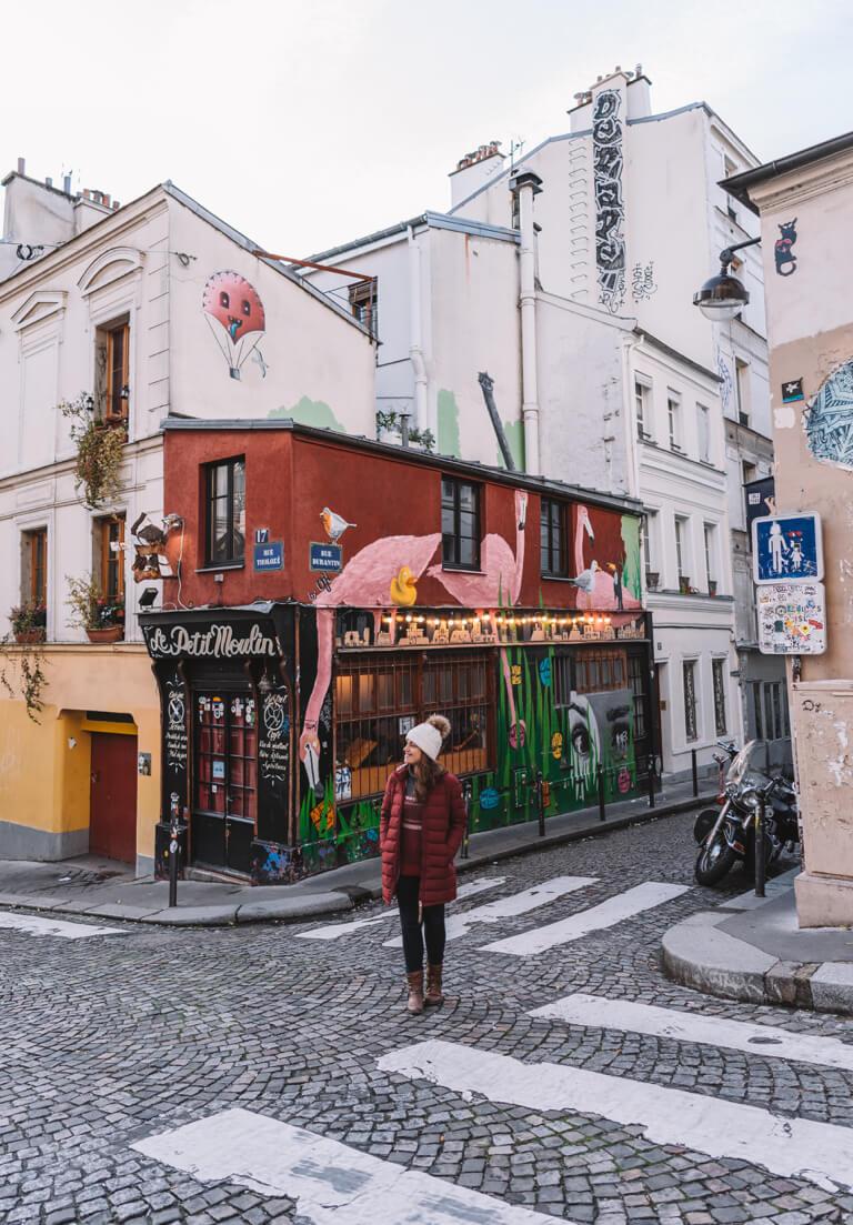 Montmartre Streetart