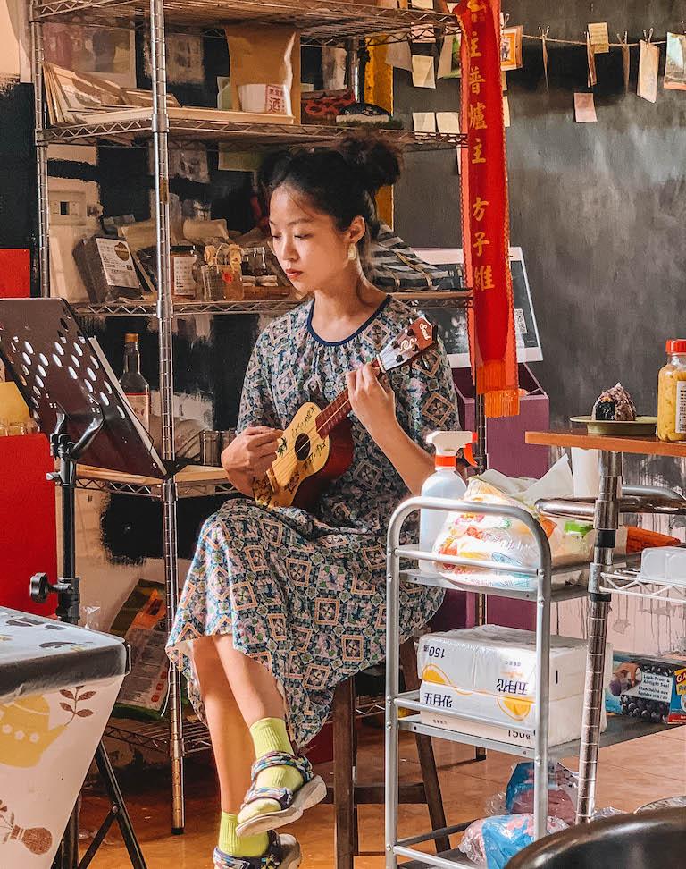 Morning Market Yilan Konzert