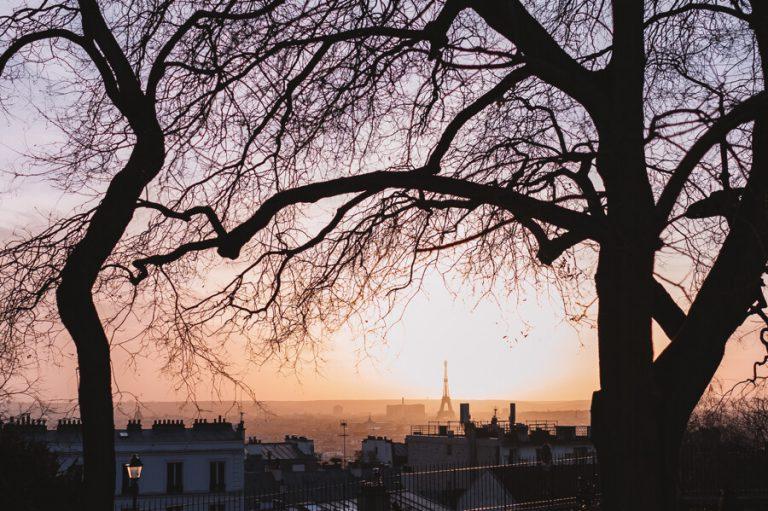 Paris Montmartre Aussicht