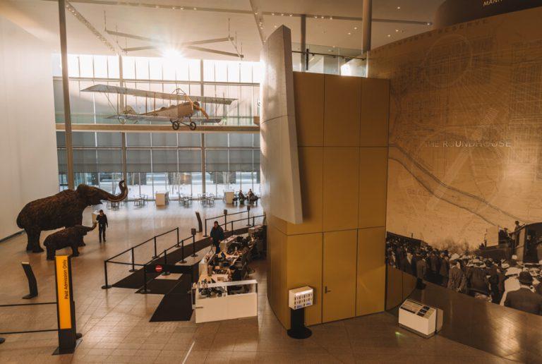Royal Alberta Museum Edmonton