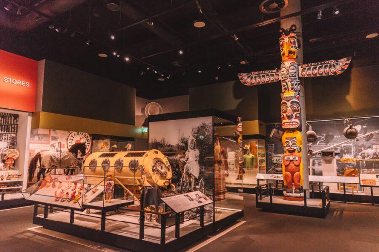 Royal Alberta Museum Kanada