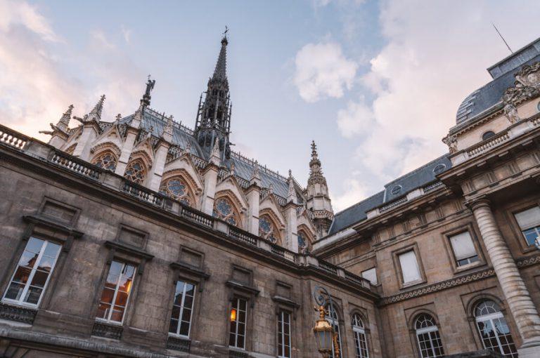 Sehenswuerdigkeiten Paris Kapelle Sainte Chapelle