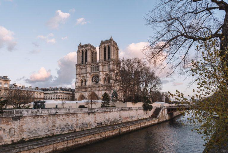Sehenswuerdigkeiten Paris Notre Dame