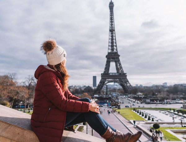 Sehenswuerdigkeiten Paris Trocadero Eiffelturm