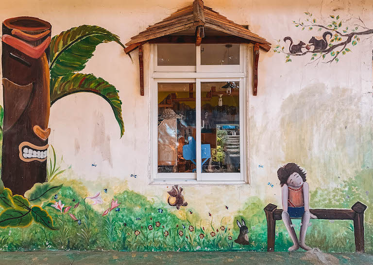 Taiwan Reisen Cidal Hunter School indigene Voelker