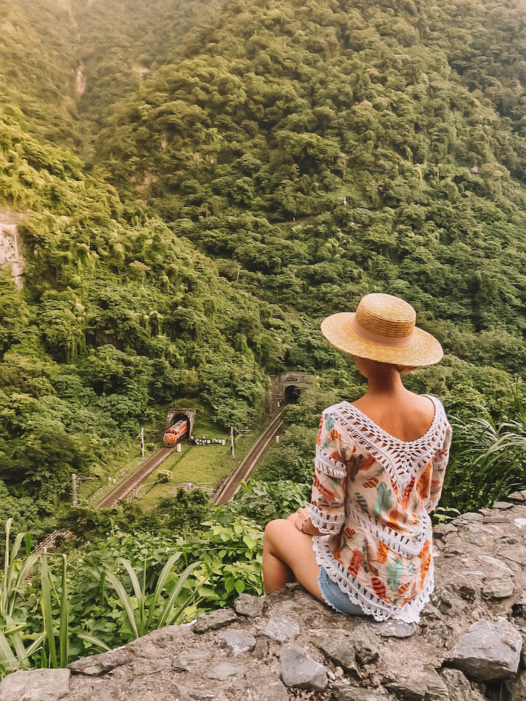 Taiwan Reisen Natur Qingshui