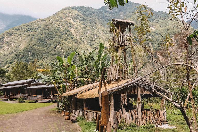 Taiwan Reisen Taroko Village