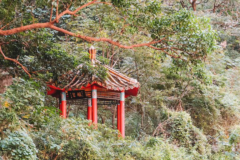 Taiwan Taroko Nationalpark Natur