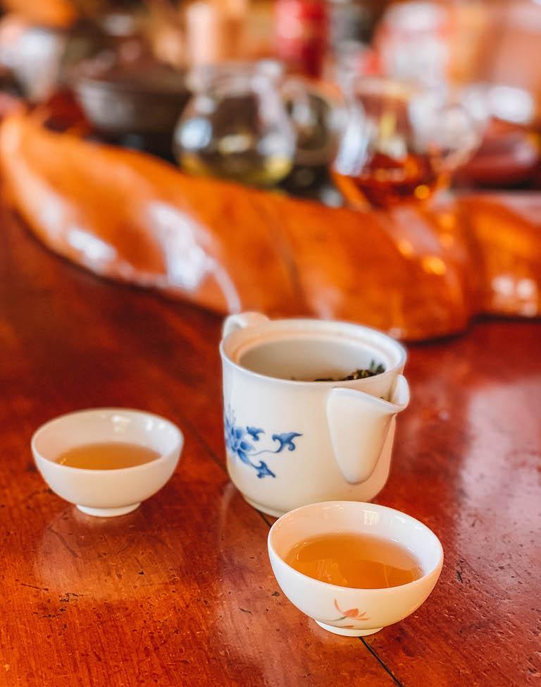 Teezeremonie Taiwan