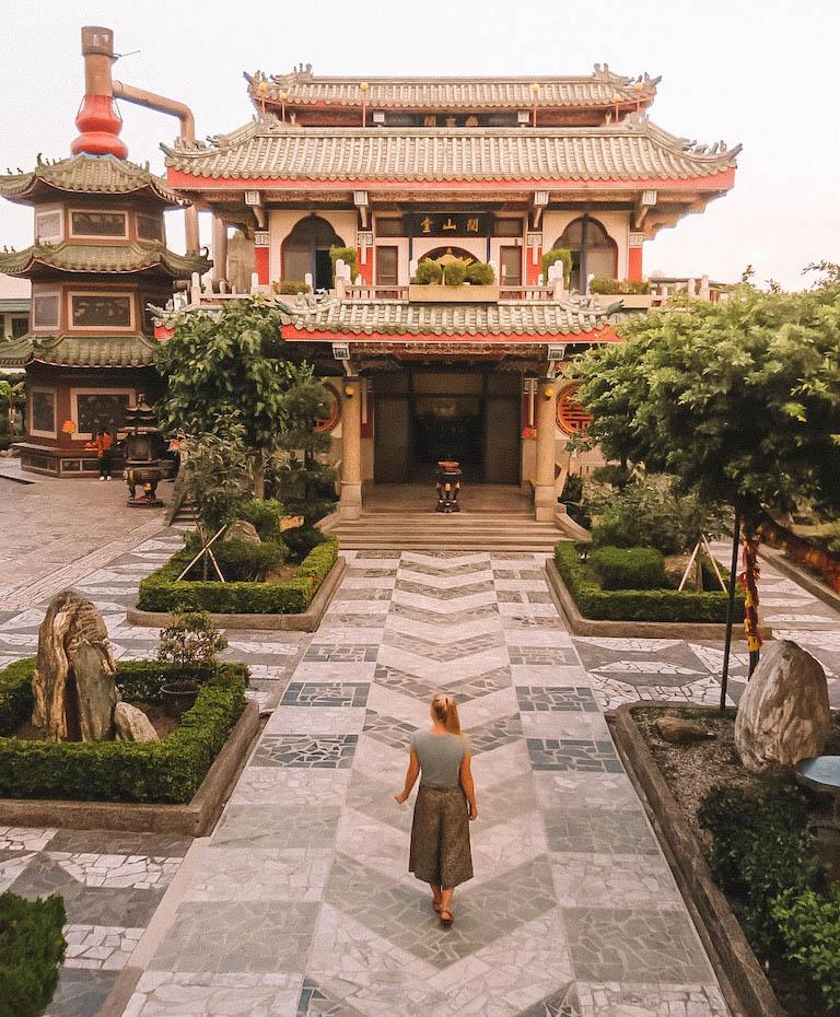 Tempel Hualien Taiwan