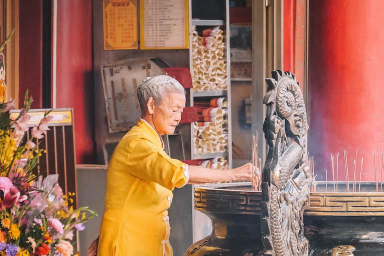 Tempel Taiwan Hualien