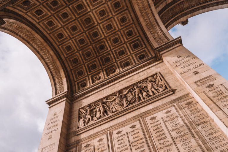 Triumphbogen Denkmal