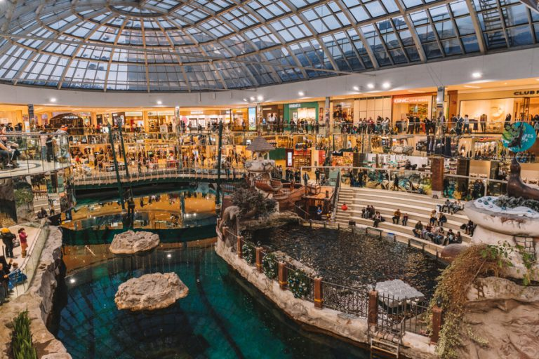 West Edmonton Mall Kanada