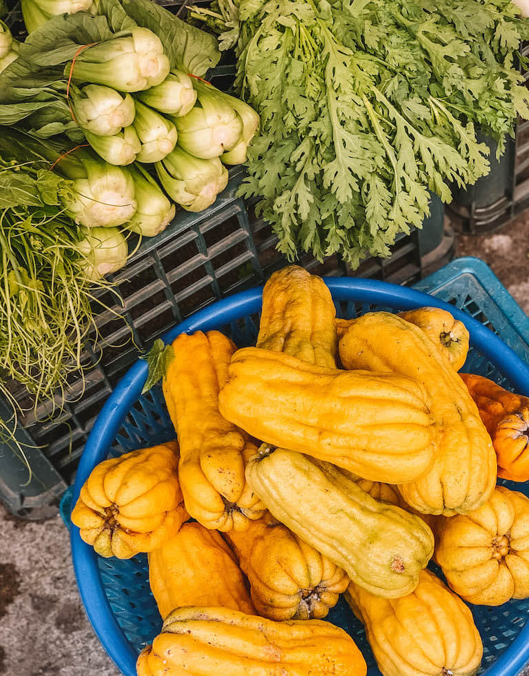 Yilan Morning Market Gemuese