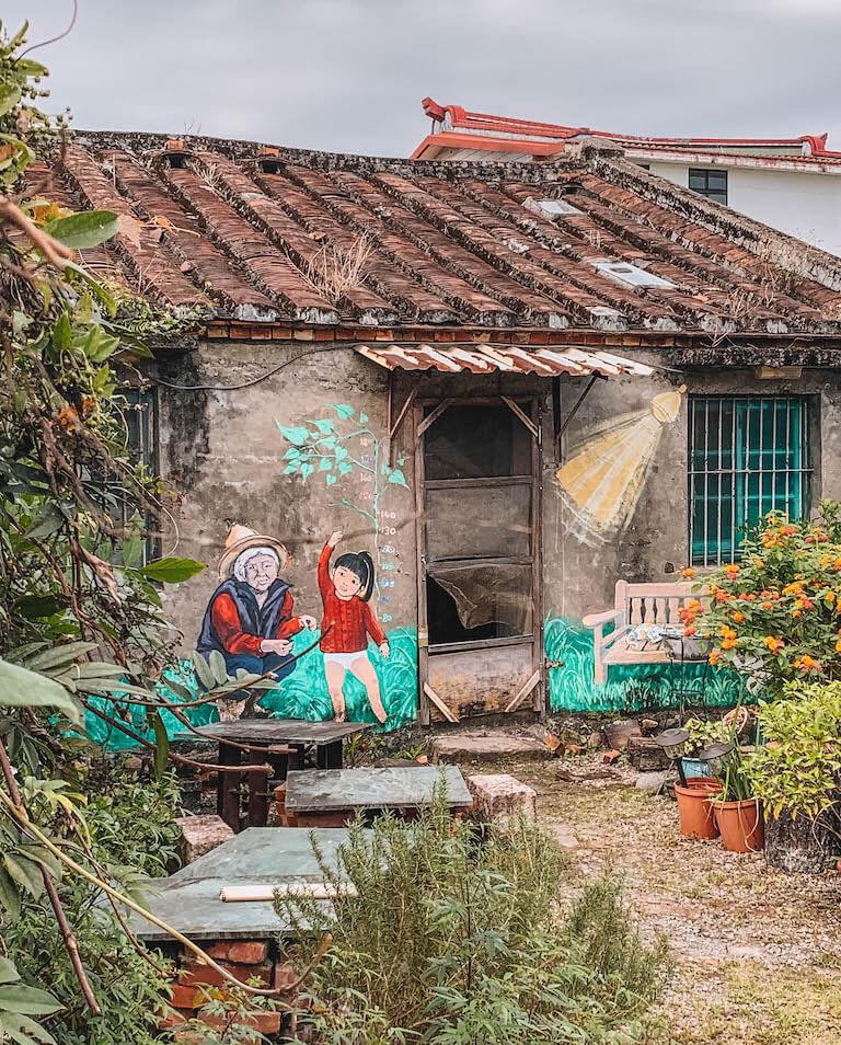 Yilan Morning Market Haus