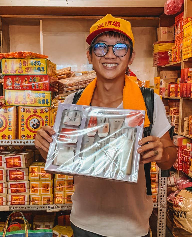 Yilan Morning Market Kochkurs Leo