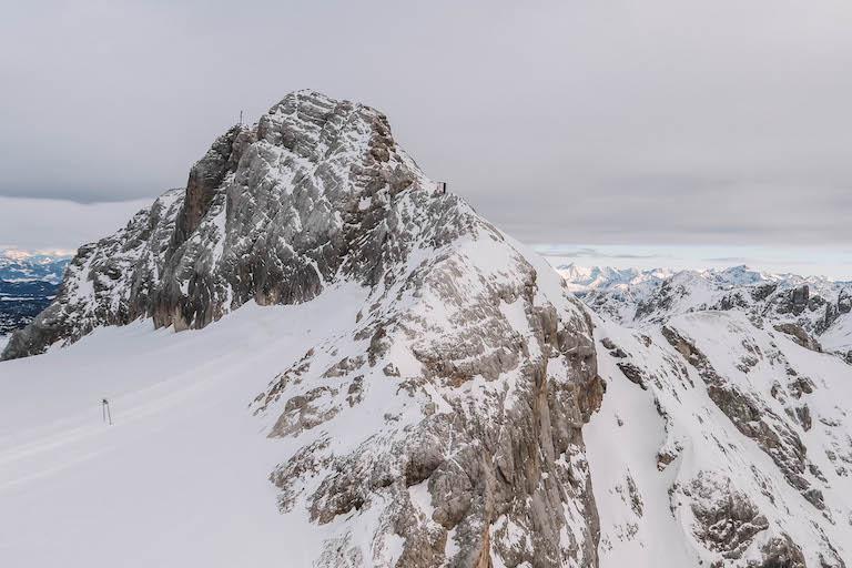 Dachstein Ausblick