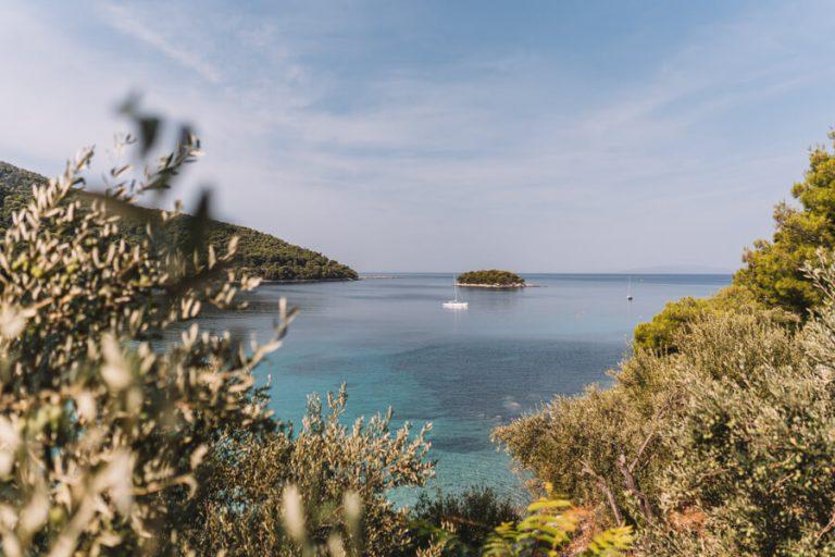 Halbinsel Peljesac Kroatien Dalmatien
