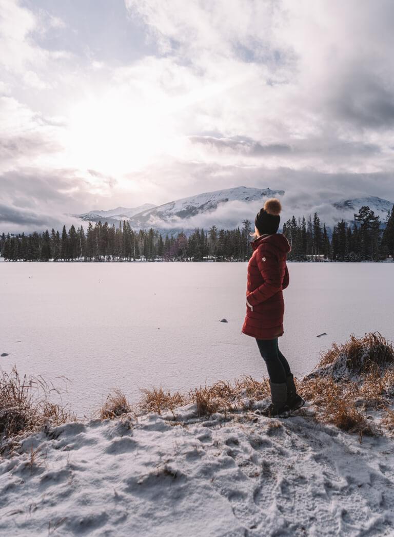 Kanada Alberta Jasper