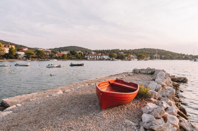 Loviste Peljesac Kroatien
