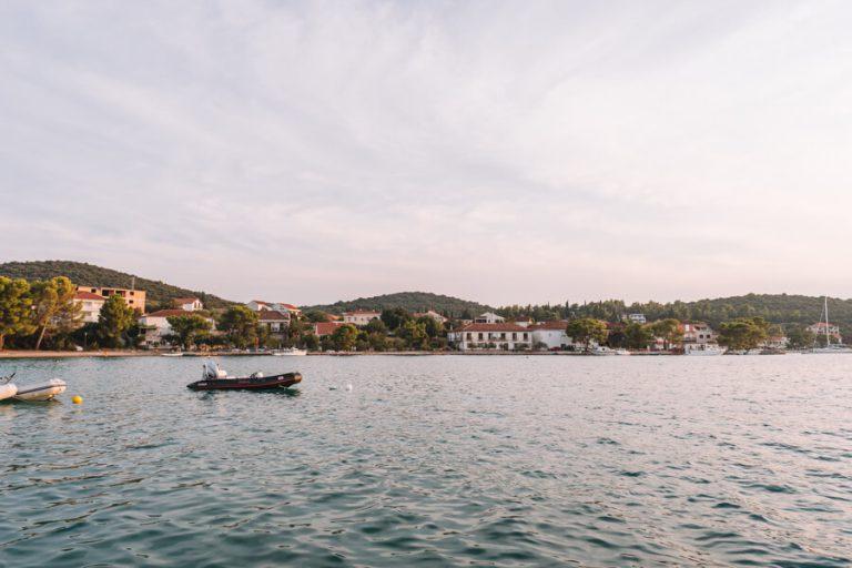 Loviste Peljesac Kroatien Dalmatien