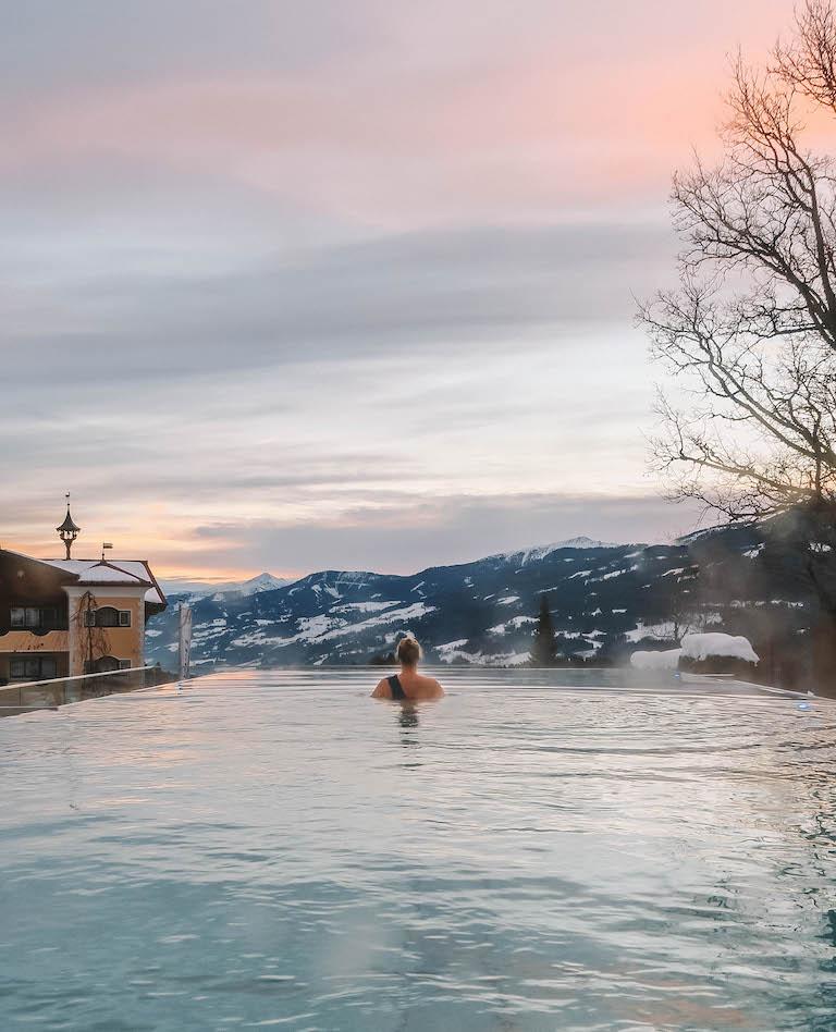 Ramsau am Dachstein Hotel Annelies Pool