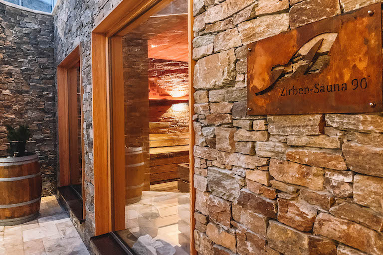 Ramsau am Dachstein Hotel Annelies Sauna