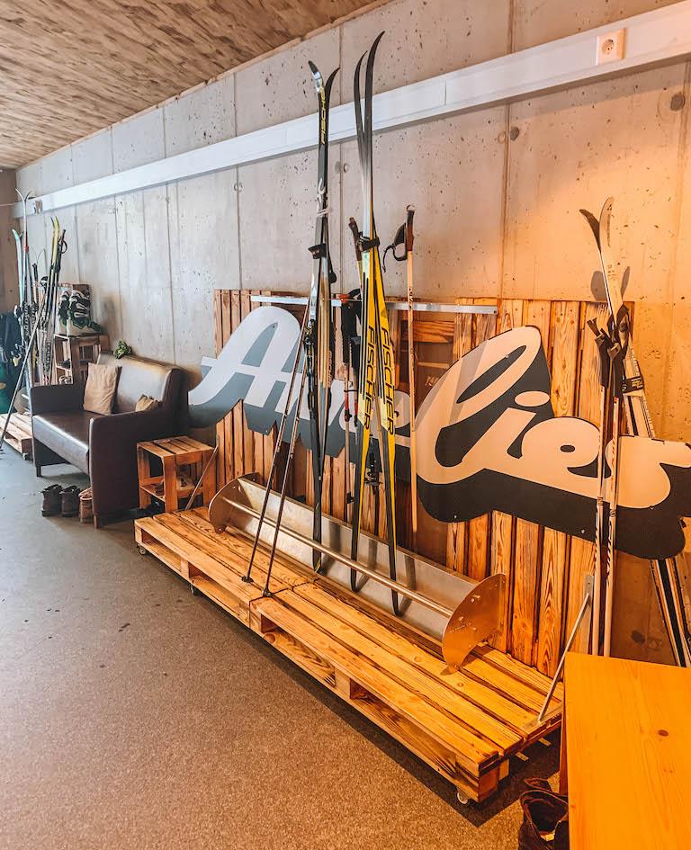 Ramsau am Dachstein Hotel Annelies Skiraum