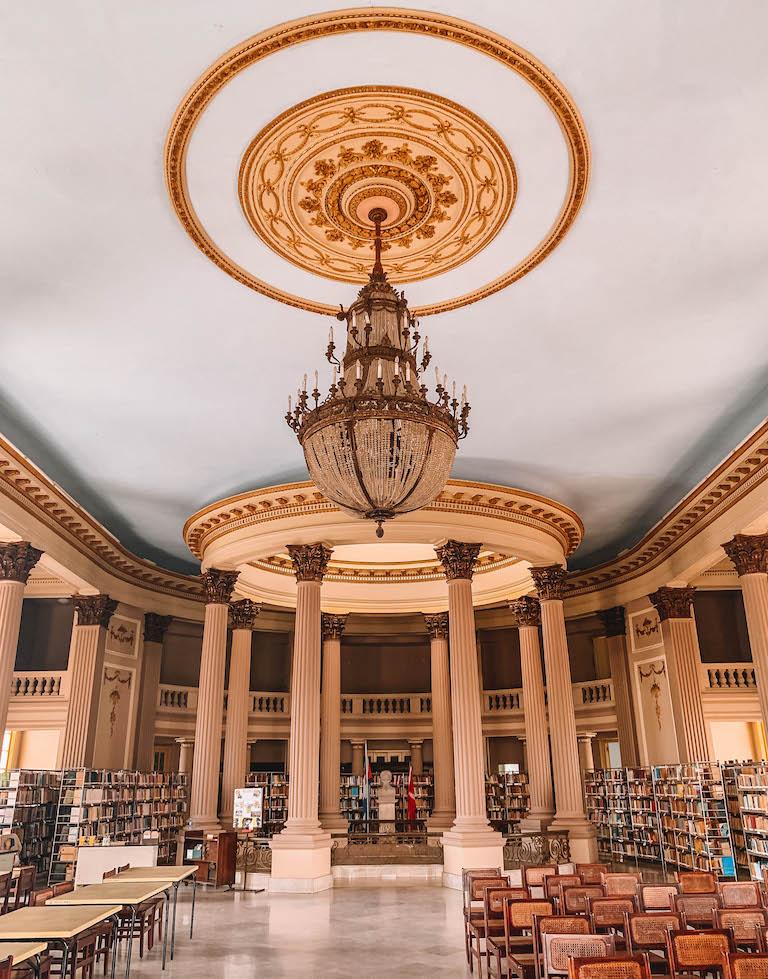 Bibliothek Sancti Spiritus