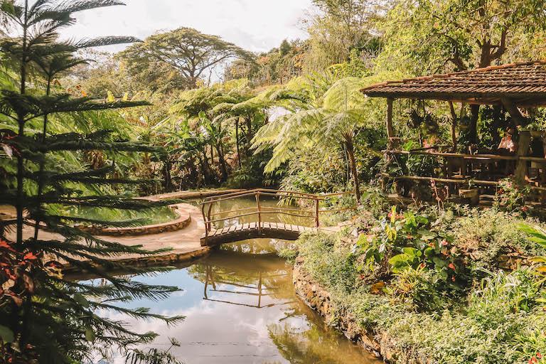 Ecolodge El Manantial Trinidad