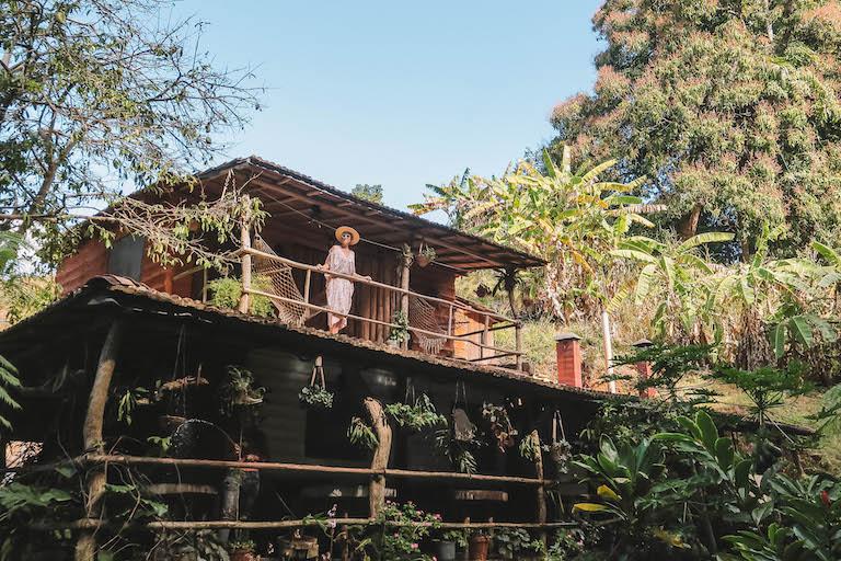 Ecolodge Trinidad Kuba