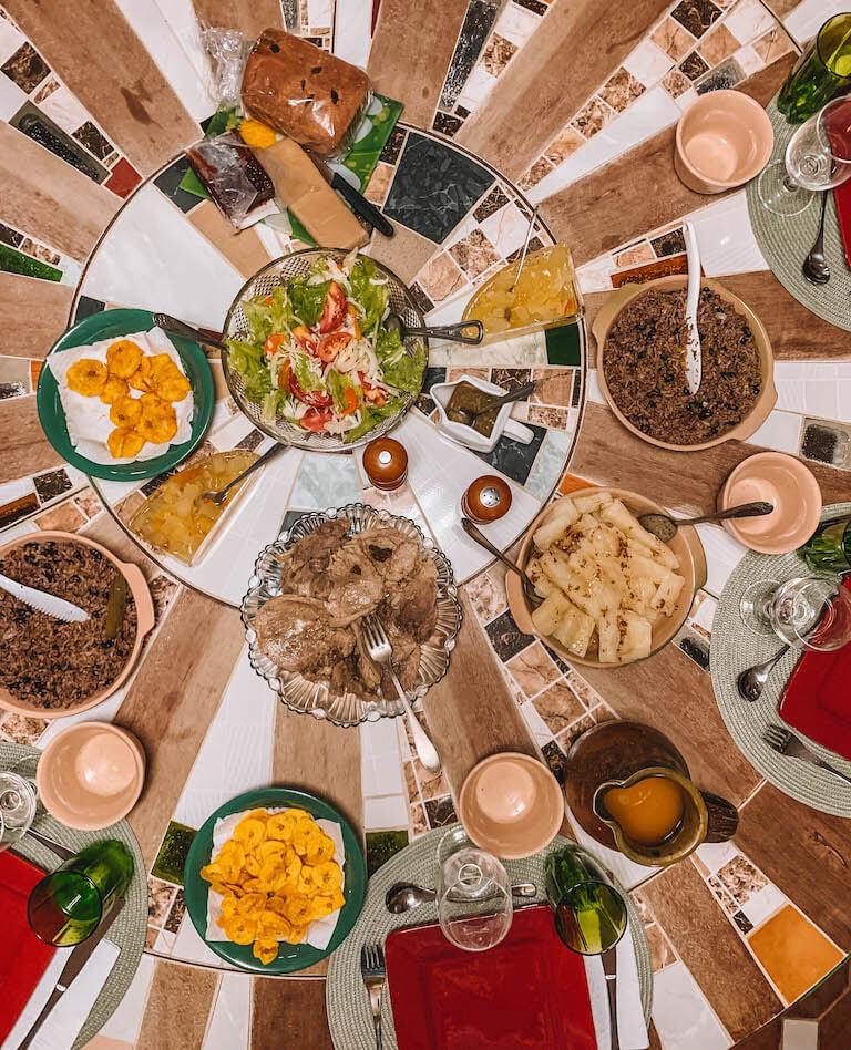 Essen Kuba