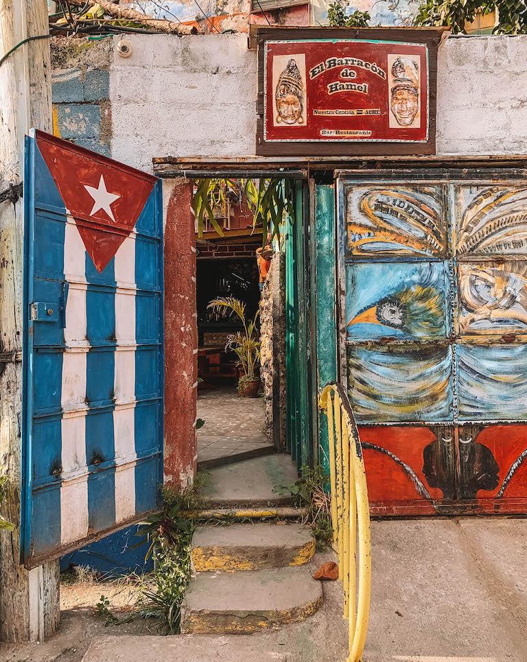 Havanna Callejon de Hamel