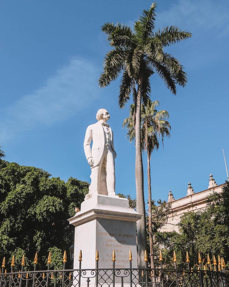 Havanna Carlos Manuel de Cespedes