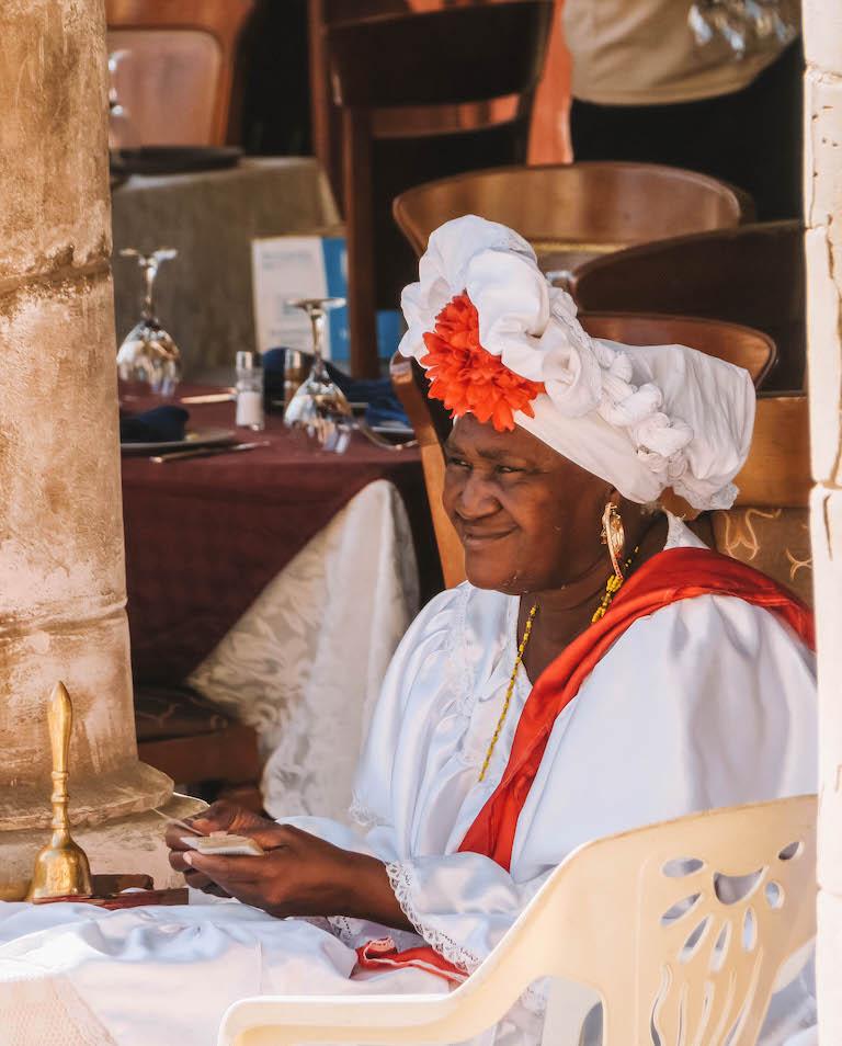 Havanna Frau