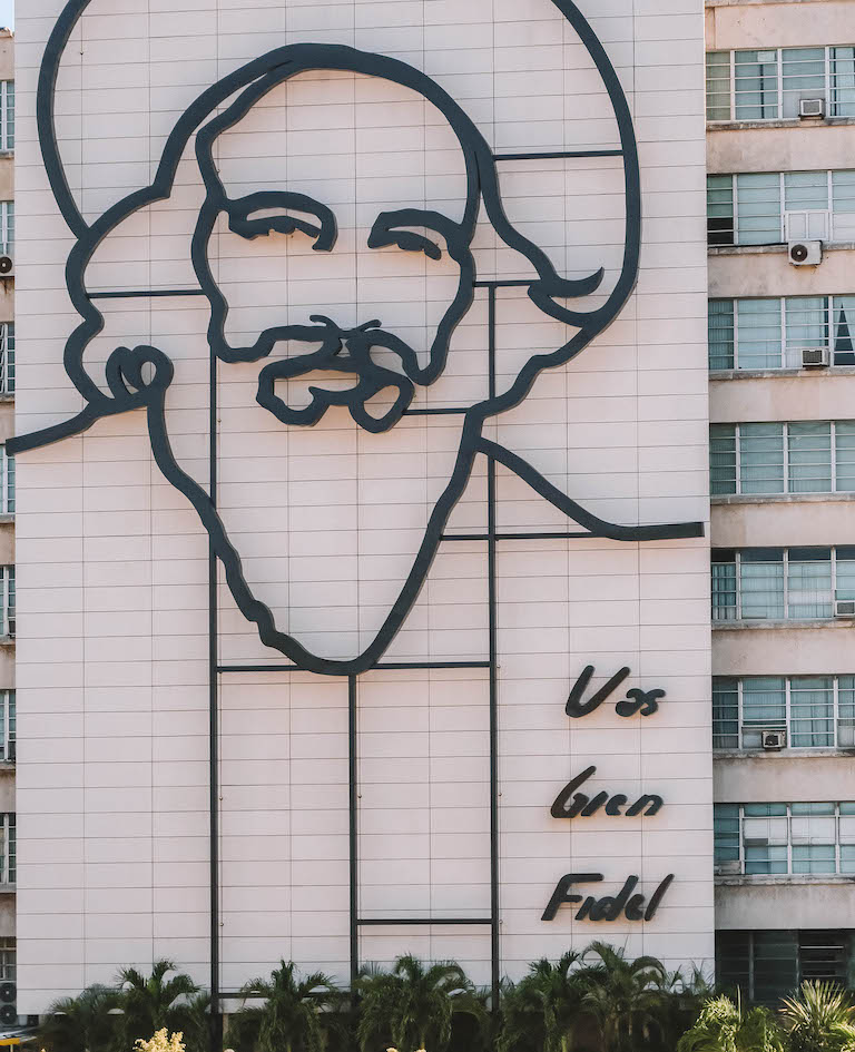 Havanna Revolution Square