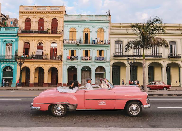 Havanna Sehenswuerdigkeiten Boulevard