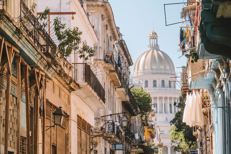 Havanna Sehenswuerdigkeiten Kapitol