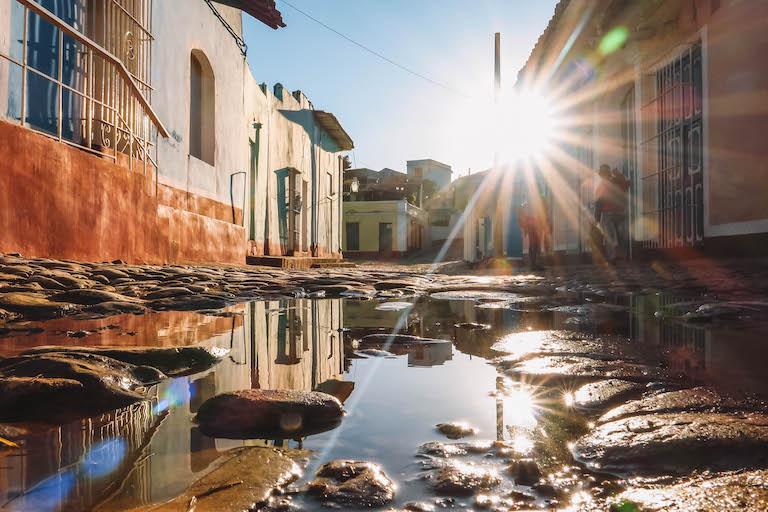 Reflexionen Trinidad